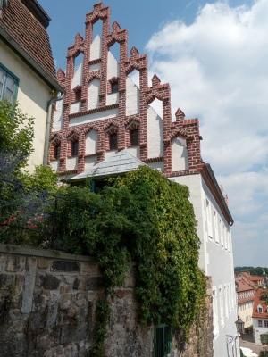 Spätgotisches Prälatenhaus an den Roten Stufen