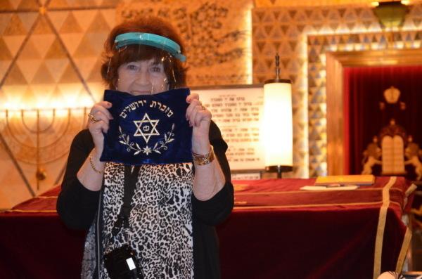 Führung durch Frankfurter Westend-Synagoge