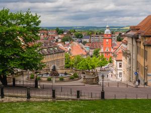 Stadtansicht Gothas