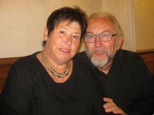 Feierabend-Paar Willy und Angelika, Bild privat