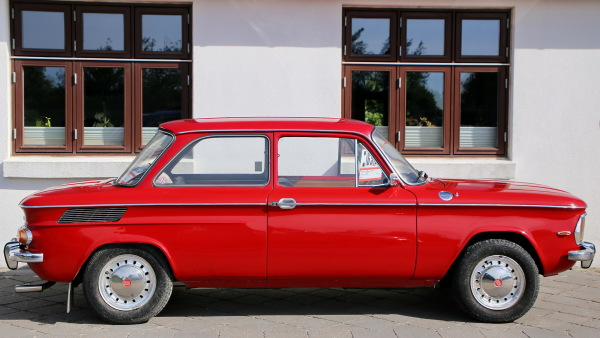 Roter NSU 1200