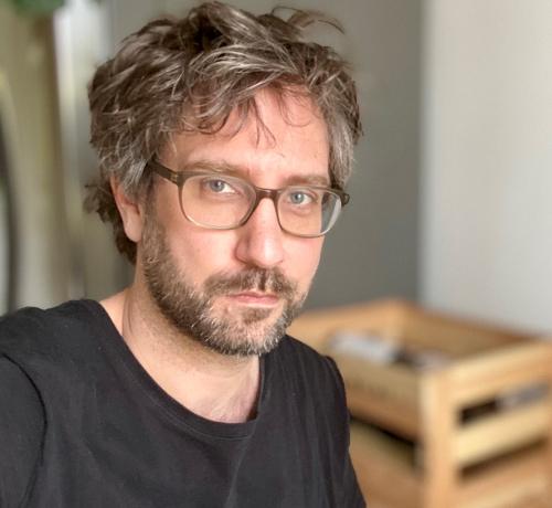 Porträt Eric Seitz - CEO der Patientenagentur PARTNERSEITZ
