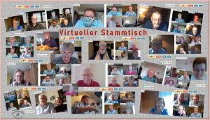 Teilnehmer des Videostammtischs Berlin-Mitte