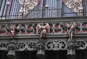 Orgel - der Platz vorm Münster wurde bis 2007 neu gestaltet