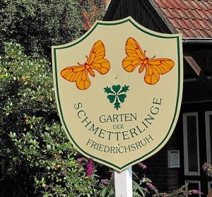 Garten der Schmetterlinge 1