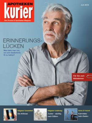 Titelseite Apothekenkurier