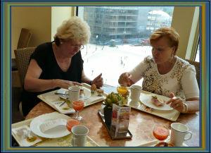 Frauenfrühstück der Regionalgruppe Berlin-Mitte am 10.06.08