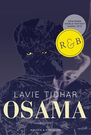 Osama Lavie Tidhar © Cover Verlag R&G