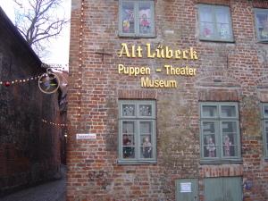 Puppen - Theater