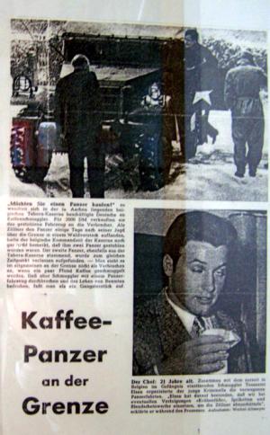 Kaffeepanzer