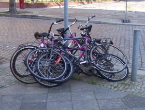 Fahrräder - 10 Stück fürn Euro