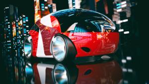 Auto in der Zukunft