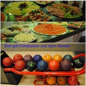 Frühstück + Bowlen