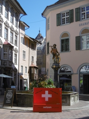 Tellenbrunnen von 1522
