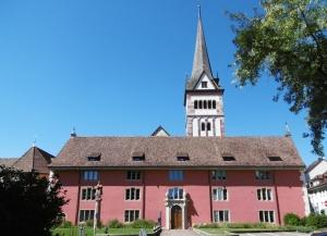 Münster mit Klosteranlage  zu Allerheiligen, erbaut um 1100