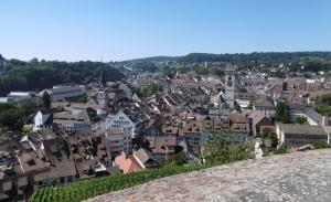 Altstadt auch von oben wunderschön