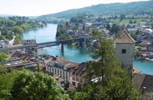 Für mich ist dies der schönste, mit dem Rhein, der eigentlich ein Schweizer ist
