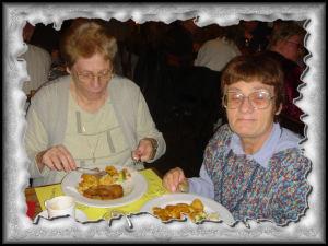 Quick Lunch am 20. November 2007 - Berlin Mitte