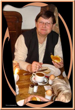 Frauenfrühstück der Regionalgruppe Berlin-Mitte