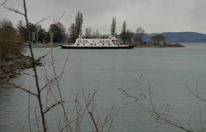 Romanshorn mit dem größten Hafen am Bodensee