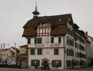 Ein Zentrum gibt es in Romanshorn nicht