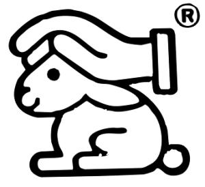 Hase mit der schützenden Hand © Internationale Herstellerverband gegen Tierversuche in der Kosmetik e.V. (IHTK)