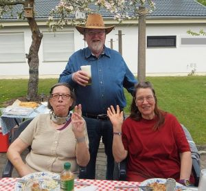 Ingrid, Volkhart und Ingrid