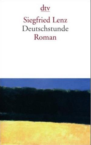 Buchcover von Deutschstunde