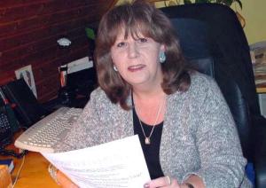 Feierabend-Mitglied Brigitte
