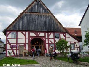 Altes Bauernhaus in Wahmbeck -2009_06_20_001
