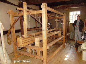 Webstuhl im alten Bauernhaus - 2009_06_20_006