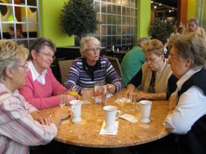 Frauenfrühstück 24.11.09