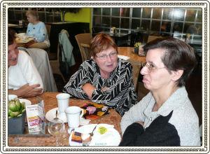Frauenfrühstück der Regionalgruppe Berlin-Mitte im Oktober 2008