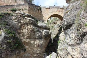 Die alte Brücke Ronda