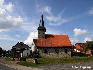 Kirche von Wahmbeck - Pegasus-097