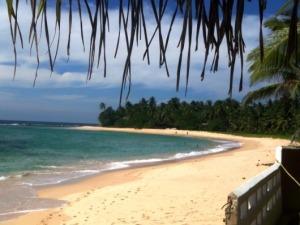 Traumstrand in Habaradura beim Coral Beach Hotel, FOTO norlor50