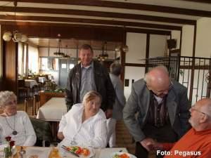 Im Restaurant - Pegasus_207