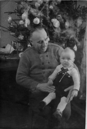 Weihnachten 1944- Hans-Rüdiger