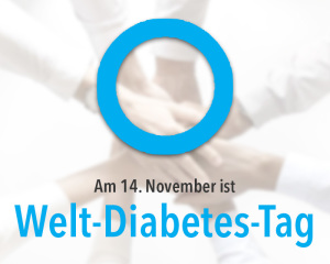 Welt-Diabetes-Tag 2019