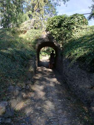 Eingang zur Roseburg