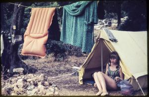 Camping in den 1960er Jahren