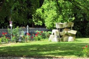 Park a.d.Ilm Der große Landschaftspark am Rande der Weimarer Altstadt ist Teil eines kilometerlangen Grünzugs entlang der Ilm. Er entstand in der Zeit von 1778 bis 1828.