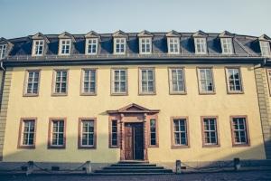 Goethes späteres Wohnhaus