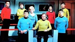 Die Besatzung der Raumschiff Enterprise