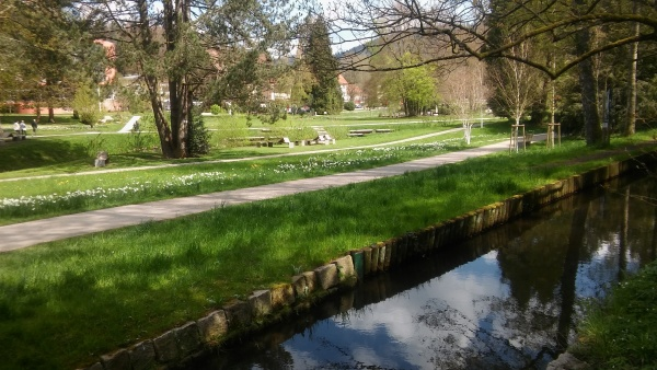 Kurpark Bad Herrenalb
