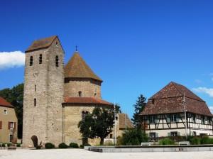 Ottmarsheim - Radtour
