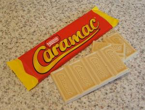 Caramac - Riegel