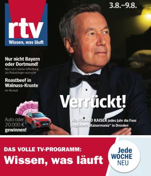 rtv-Programmheft.