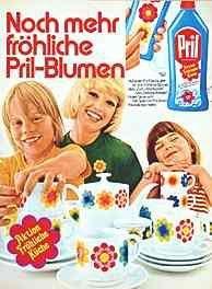 Pril-Werbung aus den 70er Jahren