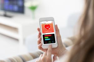 Gesundheitsdaten Handy